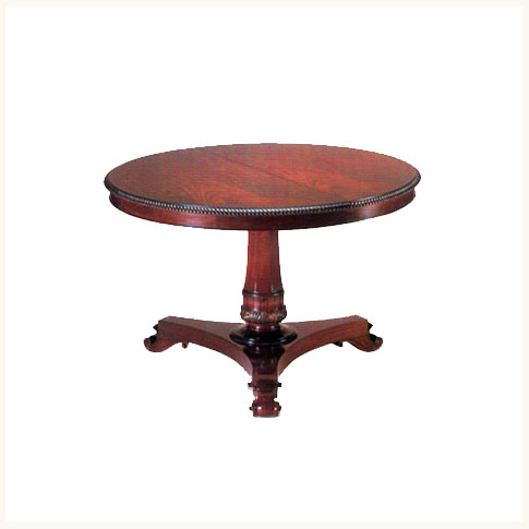 Corbett Regency Dining Table British Colonial Teak Dining Table Reproduction Hall